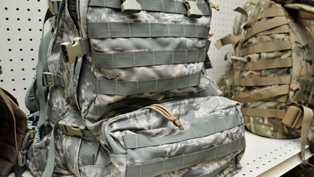 army-style Tactical Assault Gear backpacks